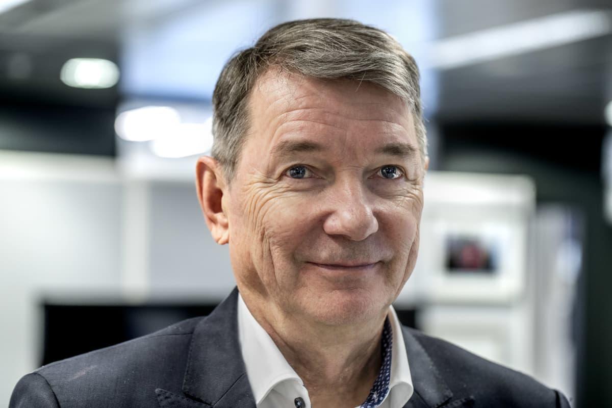 Toimitusjohtaja Markku Jalkanen, Faron Pharmaceuticals Oy.