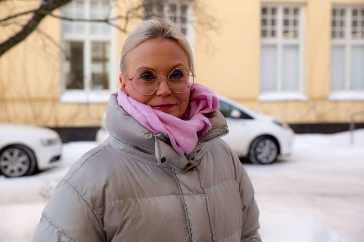 Hanna Wass, tutkija, Helsingin yliopisto