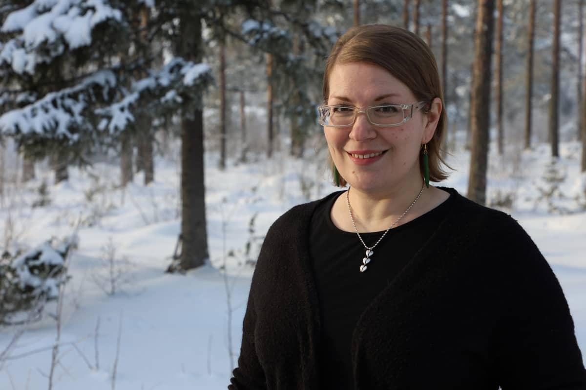 Meri-Lapin kehittämiskeskuksen seutupäällikkö Sari Moisanen
