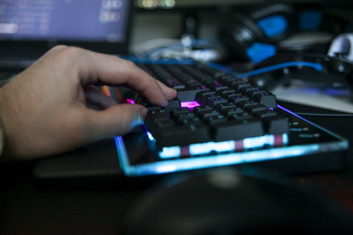 tietokoneen näimistö