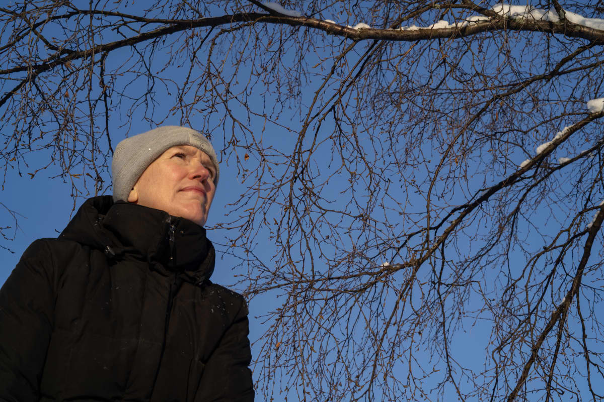 Kainuun liiton viestintäpäällikkö Sari Eskelinen.