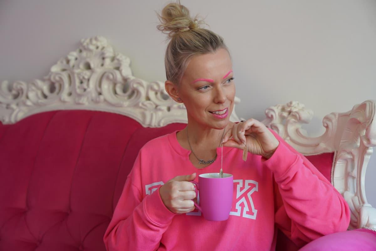 Pinksu Johanna Marjomaa