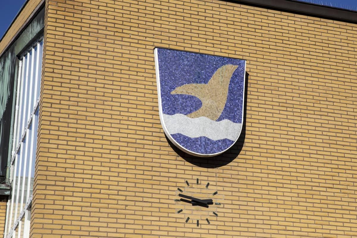 Vantaan kaupungintalo.