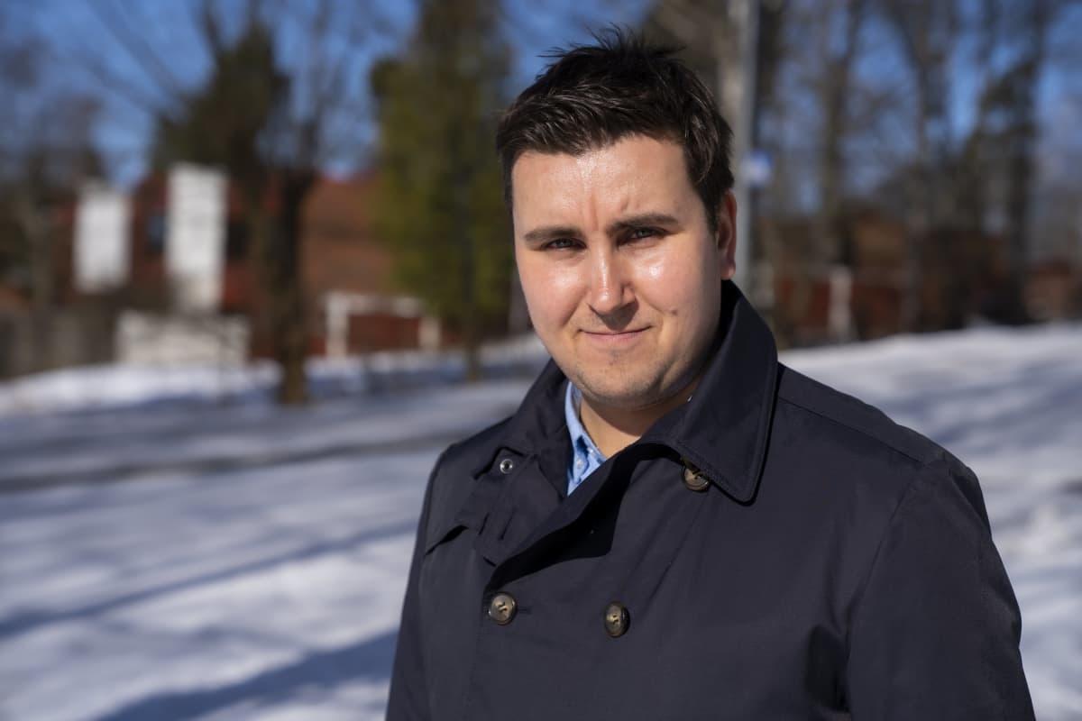 Mikko Hänninen apulaisprofessori Nottingham yliopiston kauppakorkeakoulu