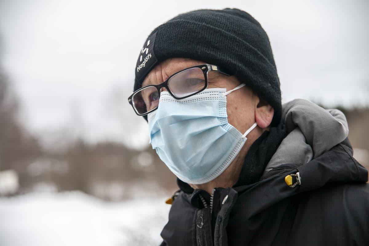 Kuopion kaupungin perusopetuksen päällikkö Mika Kuitunen