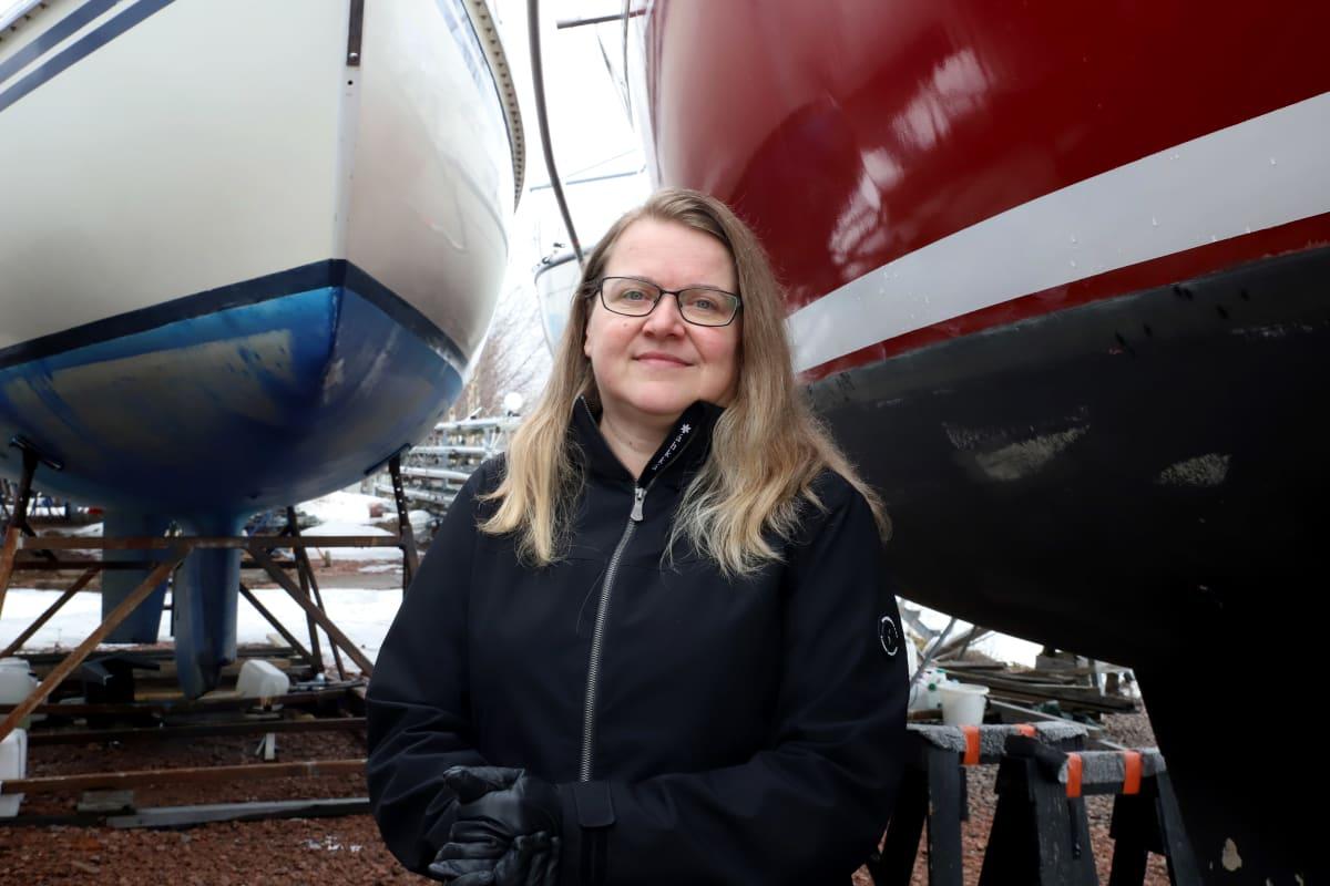 tutkija Miina Karjalainen