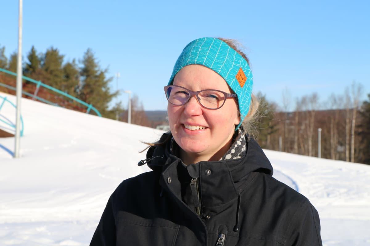 Lapin yliopiston apulaisprofessori Outi Rantala