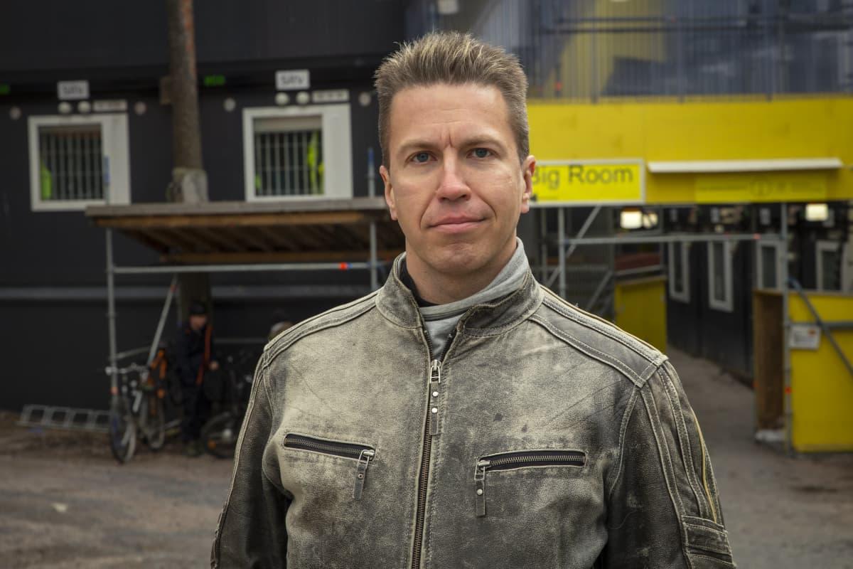 Olli Mustonen, perustajaosakas,  Polarscent Oy