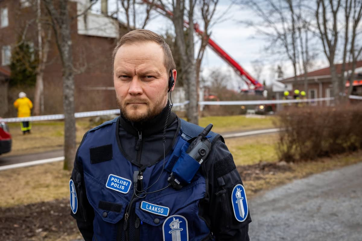 tutkinnanjohtaja Markku Laakso