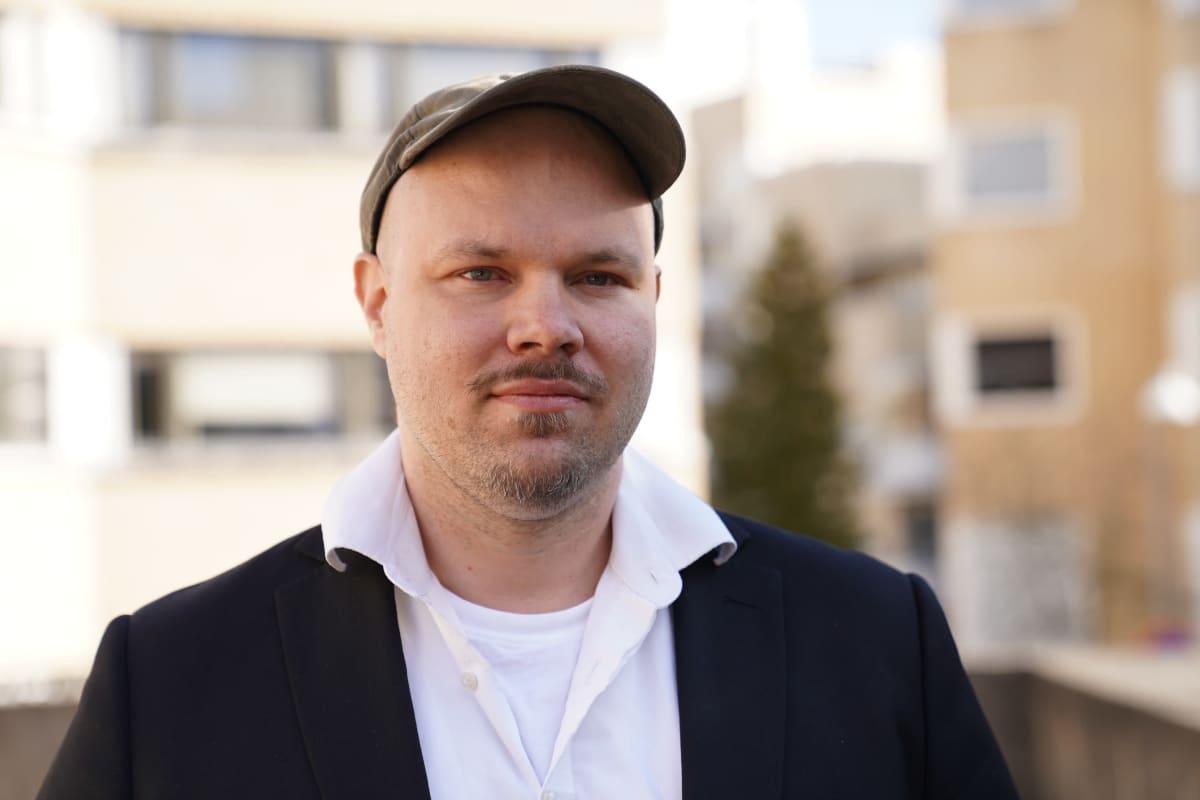 Jukka Haapakoski  toiminnanjohtaja Työttömien keskusjärjestö