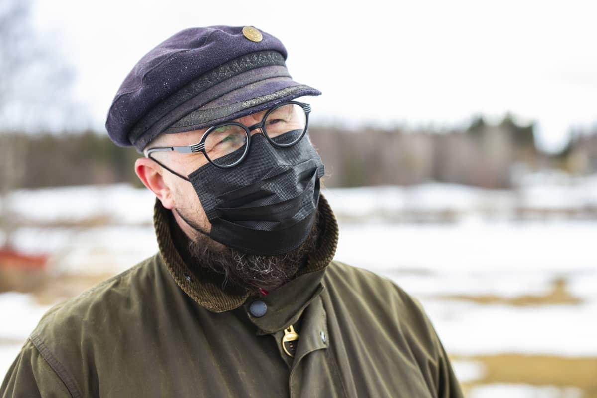 Länsi-Pohjan johtajaylilääkäri Jyri J. Taskila