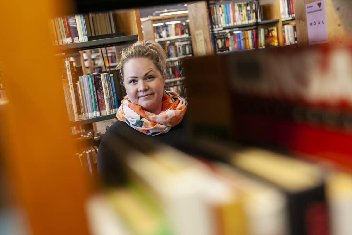 Mira Kokkonen, keskusta, Kiuruveden kaupunginhallituksen pj.