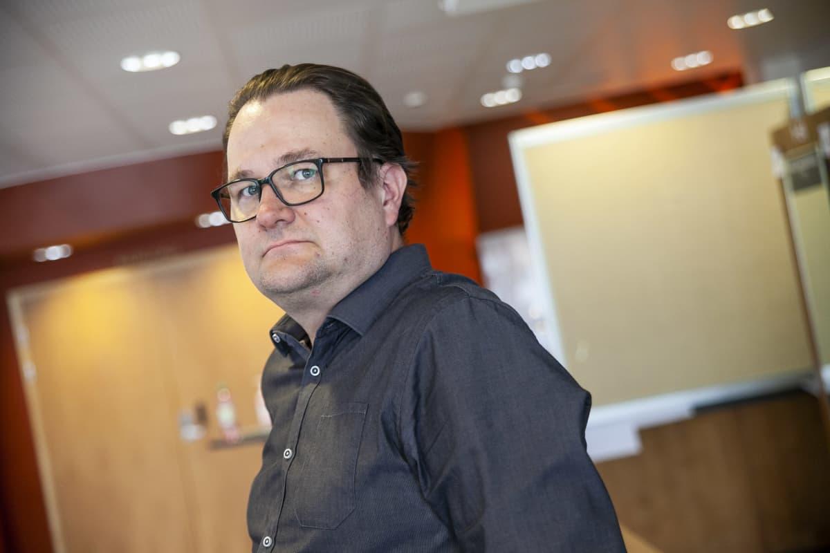 Ari Kärkkäinen, ehdokas, Liike Nyt