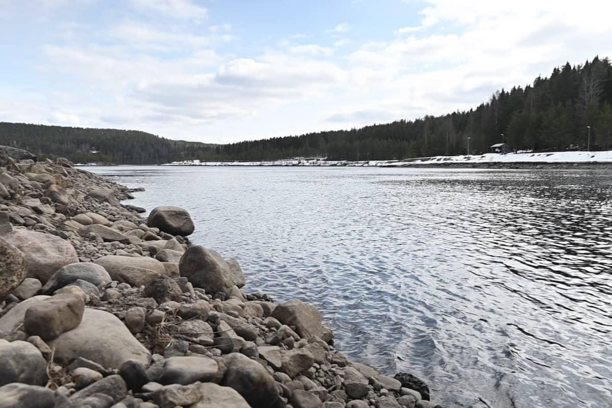 Luulajanjoki.