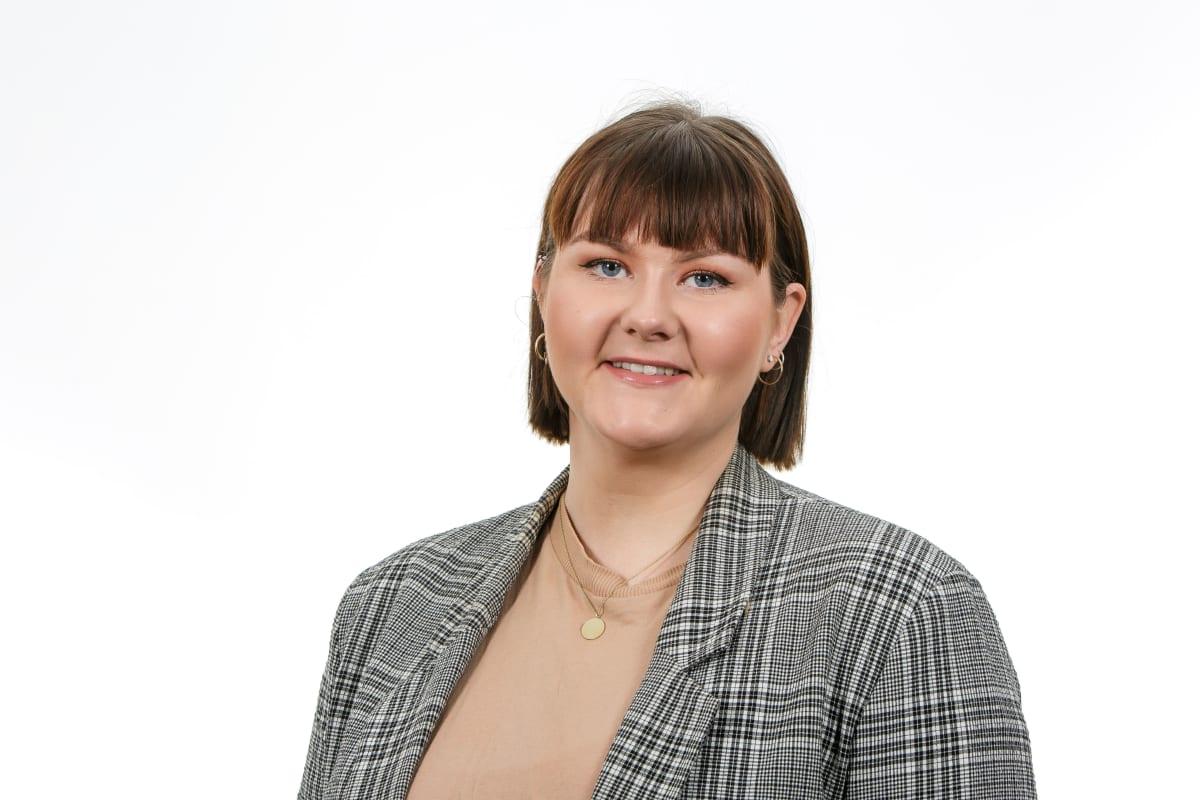 SAK:n ekonomisti Anni Marttinen