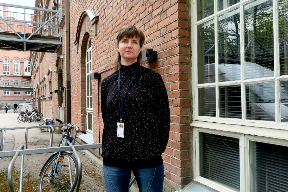 tutkija Miia Hinnerichsen