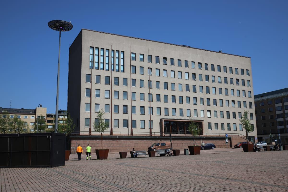 Kotka City Hall.