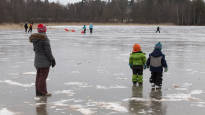 Ice cover still weak in southern Finland
