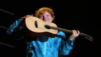 Ed Sheeran konsertoi Helsingissä ensi kesänä