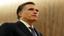 Republikaanien Mitt Romney kertoo tyrmistyneensä paljastuksista