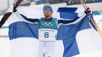 Ииво Нисканен взял золото в классическом марафоне на Олимпиаде в Пхенчхане