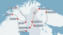 Jäämeren radan jatkotoimia koskeva selvitys valmistumassa –  Saamelaiskäräjät: