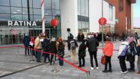 Tampereen uudessa jättikauppakeskuksessa tapahtui vesivahinko – tapahtuma-aukiolle levisi runsaasti vettä