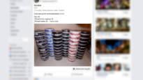 Maanlaajuinen nuuskarinki kärähti, epäillään 2000 kilon salakuljetuksesta – kauppaa käydään Facebookissa