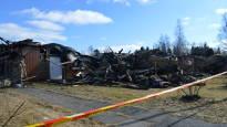 Vanhoissa rivitaloissa tuli tuhoaa omaisuuden helpommin kuin uusissa – Kälviän tuhoisa palo sai miettimään, pitäisikö riskikohteet kartoittaa
