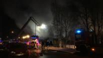 Tamperelaisnainen näki valokuvan tulipalosta ja alkoi heti auttaa: