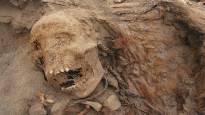 Perusta löytyi iso uhrihauta – saiko El Niño -ilmiö tappamaan yli 140 lasta ja 200 laamaa?