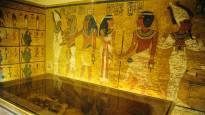 Kiista Tutankhamonin haudan salakammiosta ratkesi