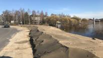Vesi nousee yhä Torniossa – tulva uhkaa kastella rakennuksia