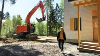Johanna Tidström aloitti asuntosijoittamisen yksiöstä 1990-luvulla – nyt hän rakennuttaa rivitaloja: