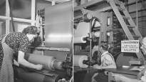 Ensimmäinen paperikone upposi haaksirikossa – Suomen vanhimmalla yhä toimivalla paperitehtaalla on takana pitkä matka lumpuista hampurilaiskääreisiin
