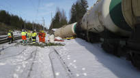 Mäntyharjun ympäristöonnettomuus herätti ministeriön –  junayhtiöille velvollisuus ilmoittaa vaarallisten aineiden kuljetuksista