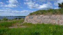 Vanhan linnoituksen päälle rakentui kokonainen kaupunki – nyt 200-vuotias muuri on kaivettu esiin