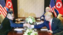 Herätys: Kim ja Trump kättelivät vakavina, Vanhaa Raumaa kunnostetaan, sää viilenee ja poutaantuu