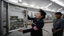 Näin Trumpin ja Kimin tapaaminen huomioitiin Pohjois-Korean mediassa – pohjoiskorealaiset seurasivat lähetystä Pjongjangin rautatieasemalla