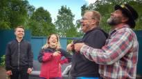Polkupyörä alle, peninkulma matkaa ja ohjamaan – näin kuluvat Kai Lehtisen päivät Kuusamossa: