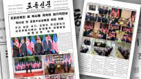 Pohjois-Korean johtava sanomalehti hehkuttaa Trumpin tekemiä myönnytyksiä: