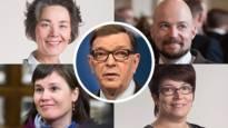 Väyrysen paluu eduskuntaan sekoitti neljän poliitikon elämät: yksi ulos, yksi Brysseliin, yksi viikoksi eduskuntaan ja yksi lopulta kansanedustajaksi