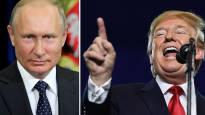 Trump liioittelee ja Putin tiivistää napakasti – presidenttien kohtaaminen on retoriikan ammattilaiselle kiinnostava hetki