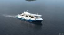 Neljälle telakalle tarjouspyyntö Merenkurkun uudesta laivasta