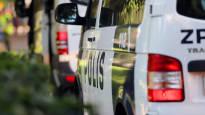 Hurja tilanne Kuopiossa: Maasturi törmäsi tahallaan poliisiautoon, apukuljettaja osoitti poliiseja käsiaseella ja kuljettaja uhkaili ampumisella