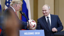 Финляндия потратила на встречу Путина и Трампа без малого 6 миллионов евро