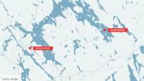 Huvijahti ajoi kiveen Äänekoskella – alus vuosi, 17 ihmistä pelastettiin