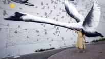 Maailmanluokan harvinaisuus: Pietarin Katutaiteen museo on 11 hehtaaria jättiläisteoksia ja sijaitsee toimivalla tehdasalueella