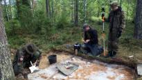 Simossa tutkitaan Suomen suurinta kivikautista hautausmaata –