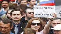 Poliittinen vitsi vei oikeuteen – Venäjällä pohditaan nyt somejakojen rangaistavuutta